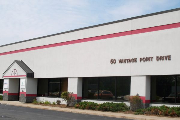 50 Vantage Point Drive entrance