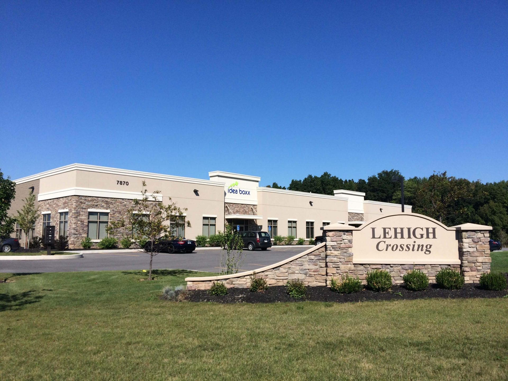 7870 Lehigh Crossing exterior